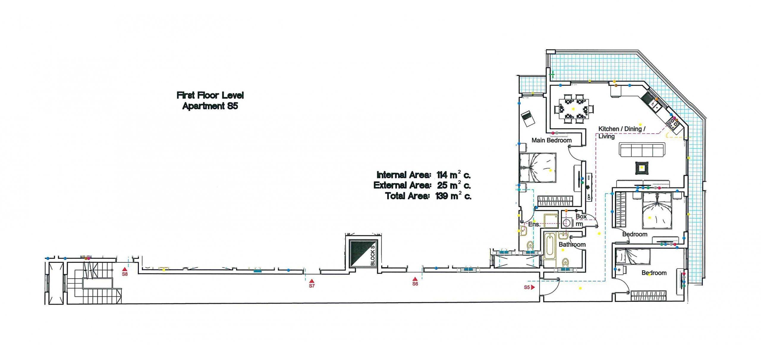 S5 First Floor