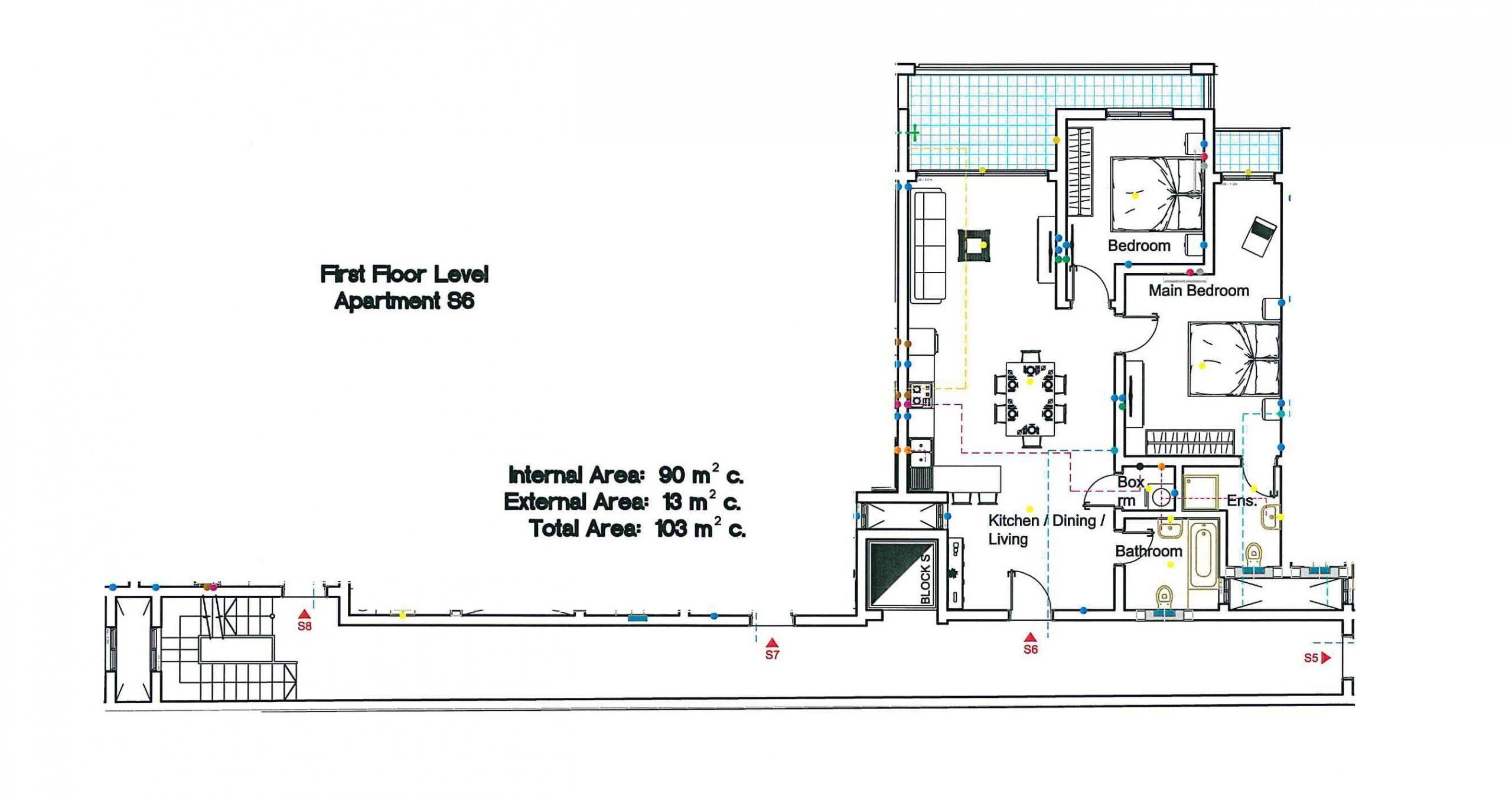 S6 First Floor