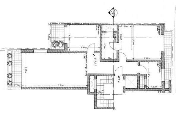 Second Floor Ap 4