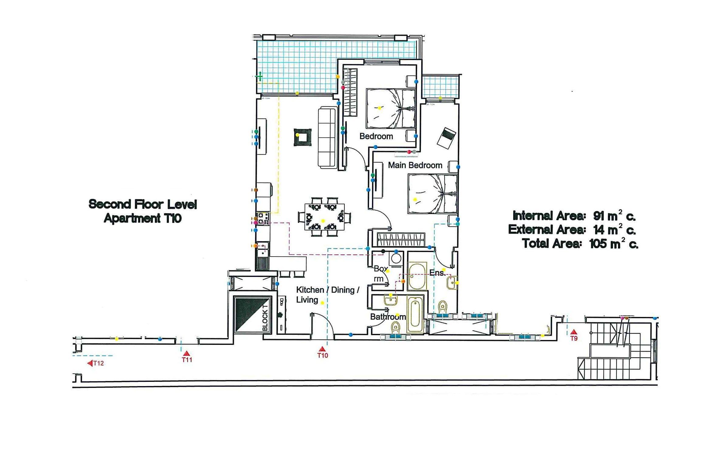 T10 Second Floor
