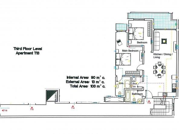 T13 Third Floor