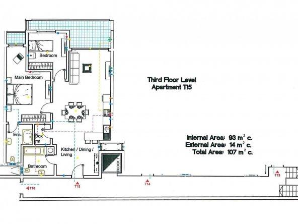 T15 Third Floor