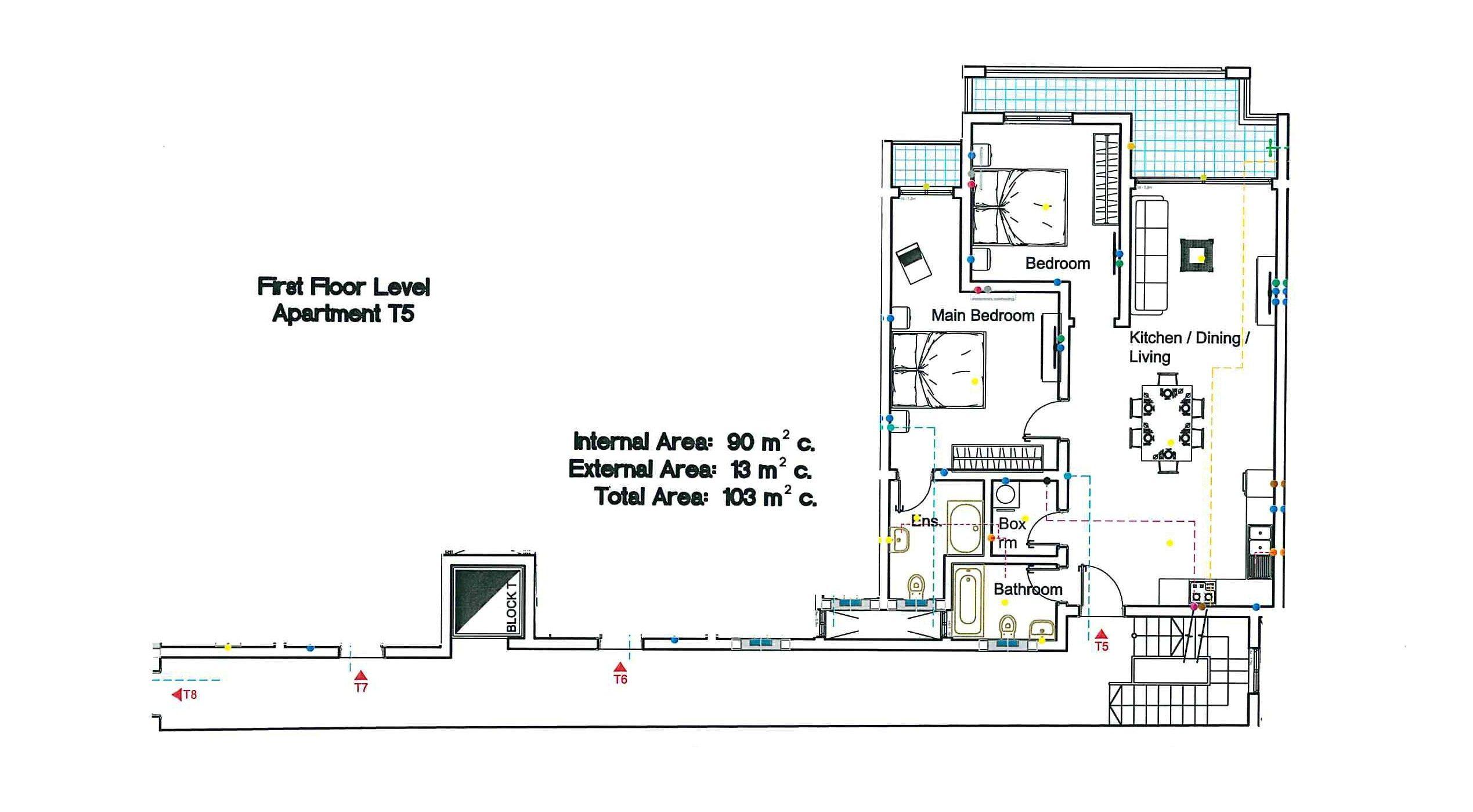 T5 First Floor