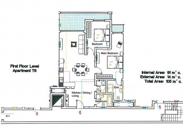 T6 First Floor