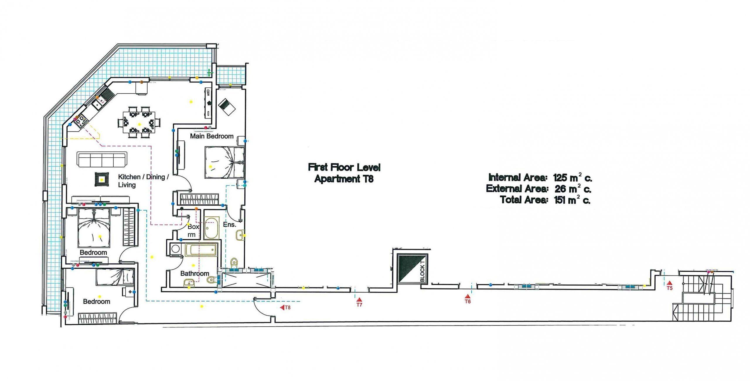 T8 First Floor