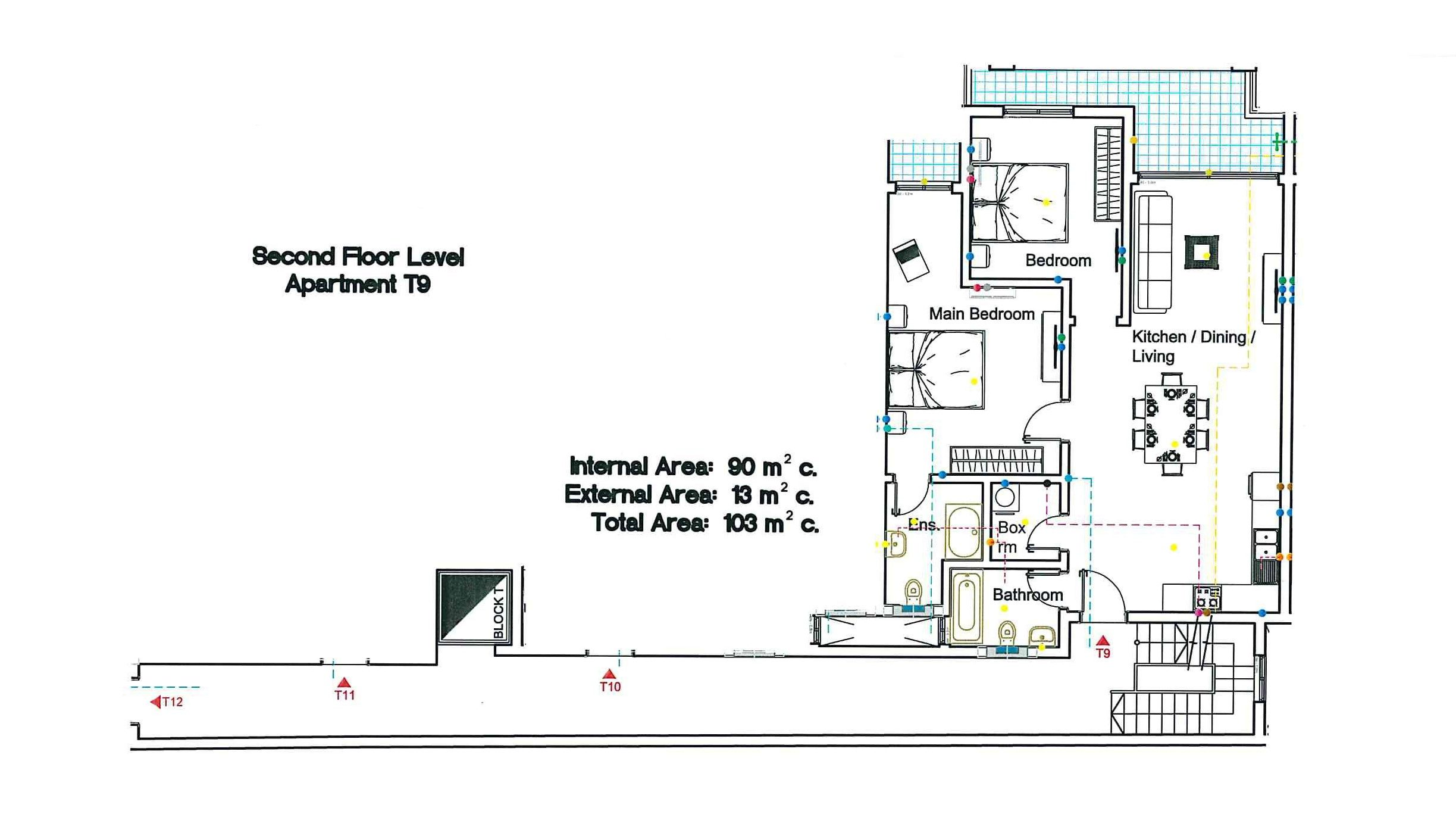 T9 Second Floor