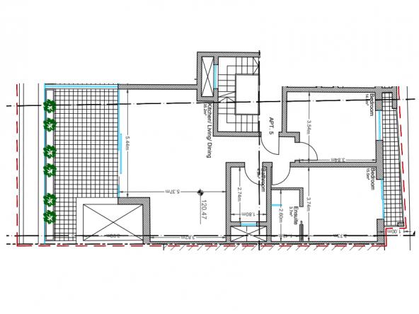 Third Floor AP 5