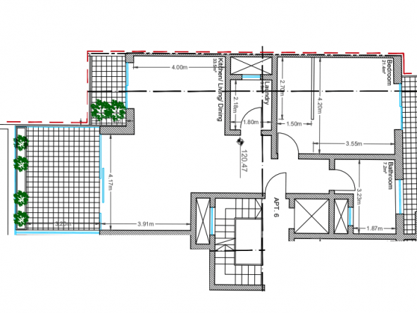 Third Floor AP 6