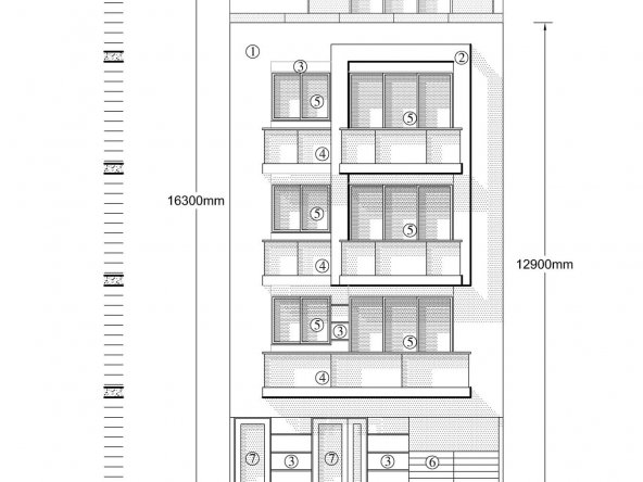 approved front elevation-1