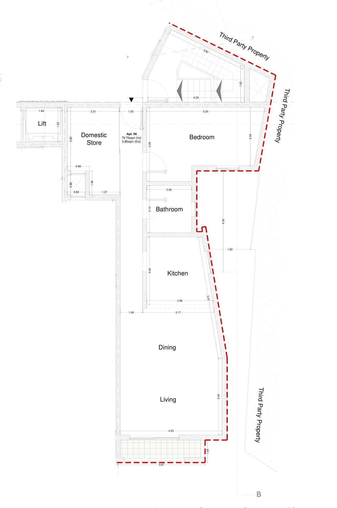 Level 2 apartment 6