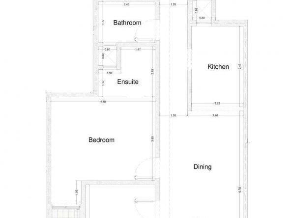 Level 3 apartment 8