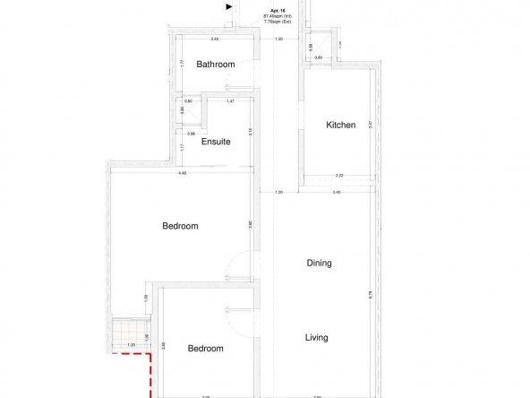 Level 5 apartment 16