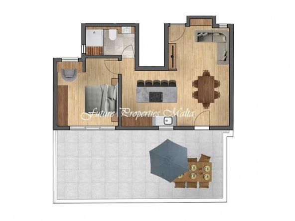 3rd floor Ap15