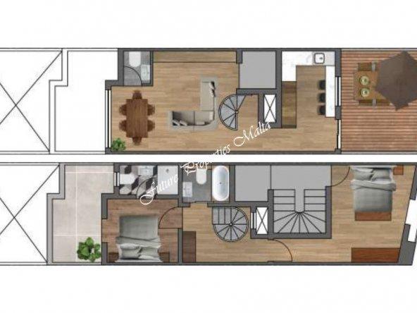 A5 BROCHURE - Manuel Dimech Street Project - Sliema-10