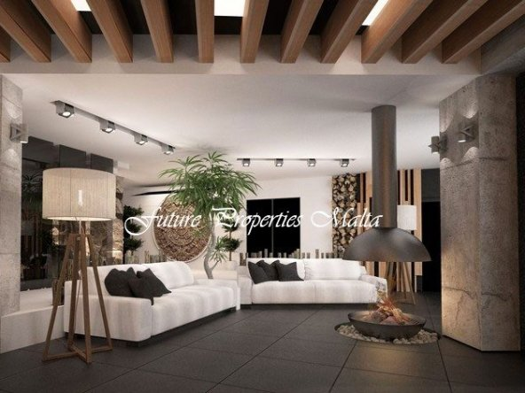 Apply-dark-shades-in-the-interior-of-the-living-room