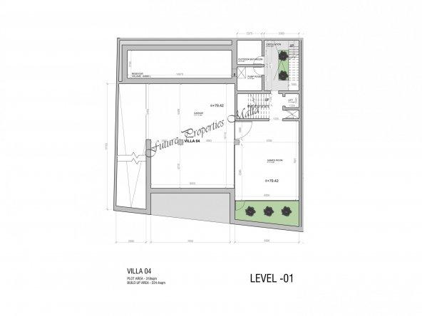 Villa 4 - Basment