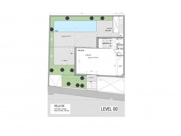Villa 4 - Ground Floor