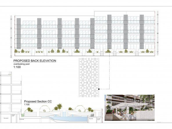 Proposed Back Elevation-1