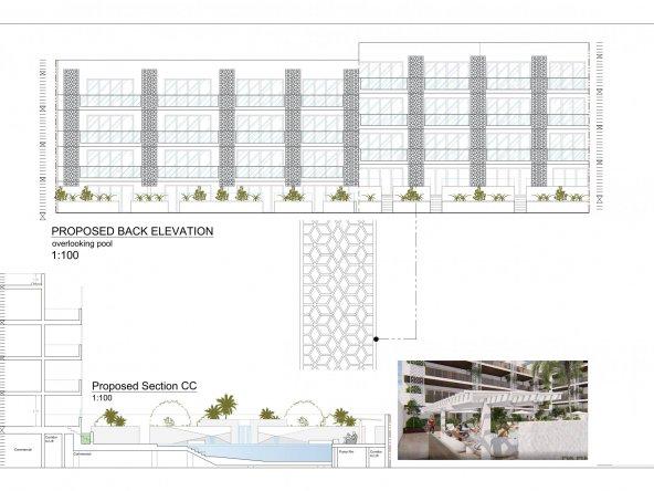 Proposed Back Elevation-1