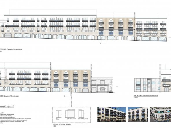 Proposed Elevations A2_Front-1