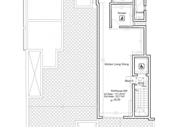 Block D Seventh Floor