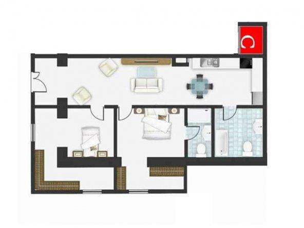 Ground Floor no.196
