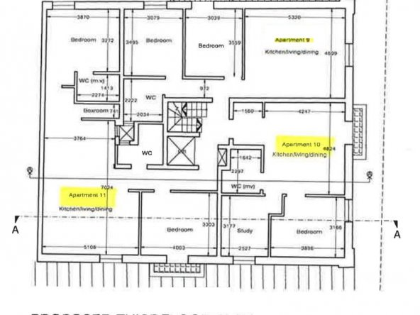 Third Floor No.10 - No.11