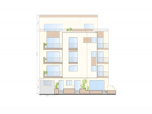 Dwg 03 - Proposed Front Elevation-1