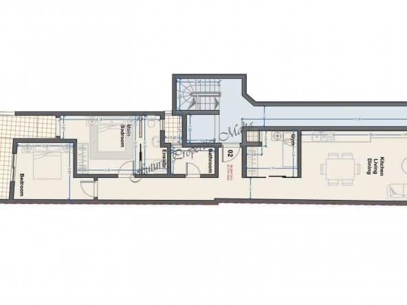 Ground Floor Apartment 2