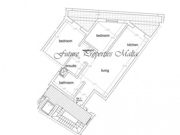 First Floor NO.2 - 5 - 8