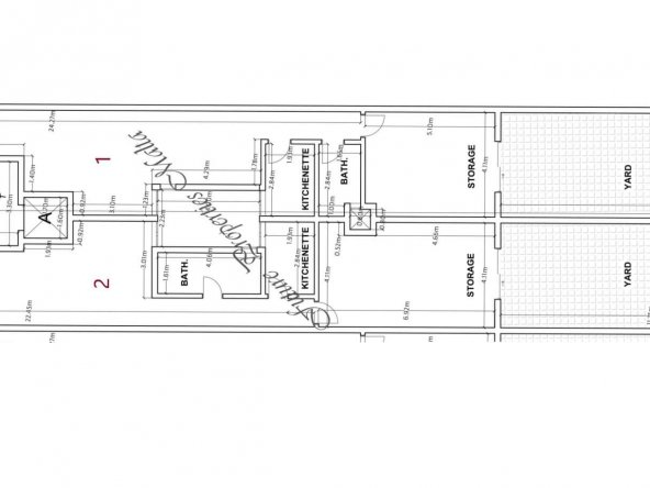 Shop 1 - 2 ground floor
